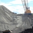 Active coal mining at Two Bull Ridge