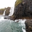 Aleutian waterfalls