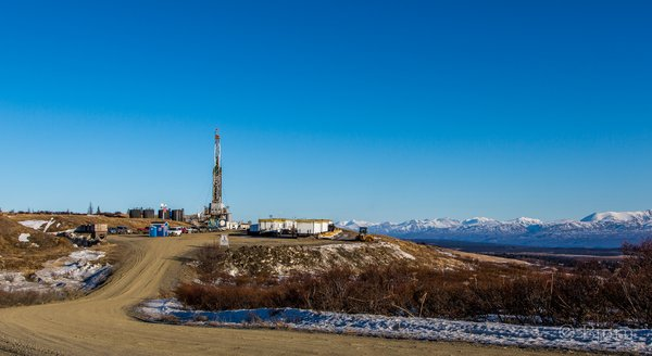 The Glacier 1 was built for Marathon and began drilling for that company on the Kenai Peninsula in 2000.
