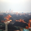 Chinese coal port