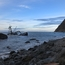 Grounded fishing vessel near Dutch Harbor