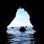Threading sea arches